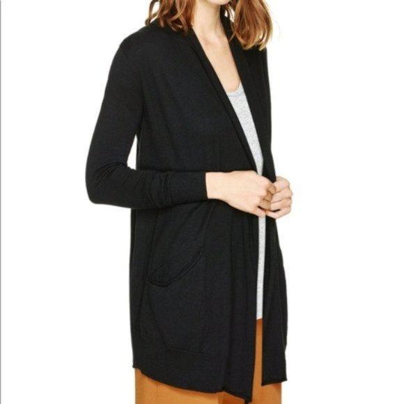 Aritzia Wilfred Flaubert silk sweater cardigan